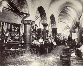 The Grand Bazaar-Istanbul