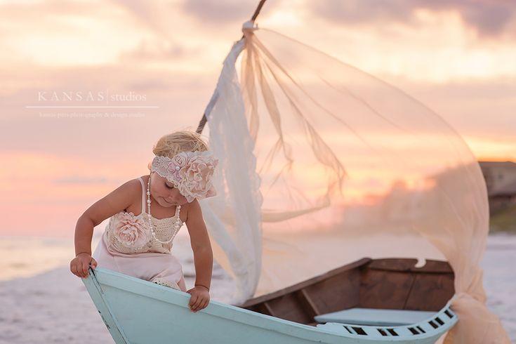 the mitchell family   dreamboat beach session on 30-a {styled santa rosa beach session}   Kansas Studios   Kansas Pitts Photography