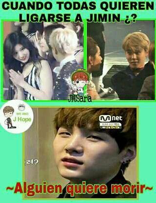 Memes BTS.© - Yoonmin Recopilación 1# - Wattpad