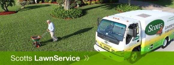 Scotts Lawn Service Is Really Monsanto In Disguise