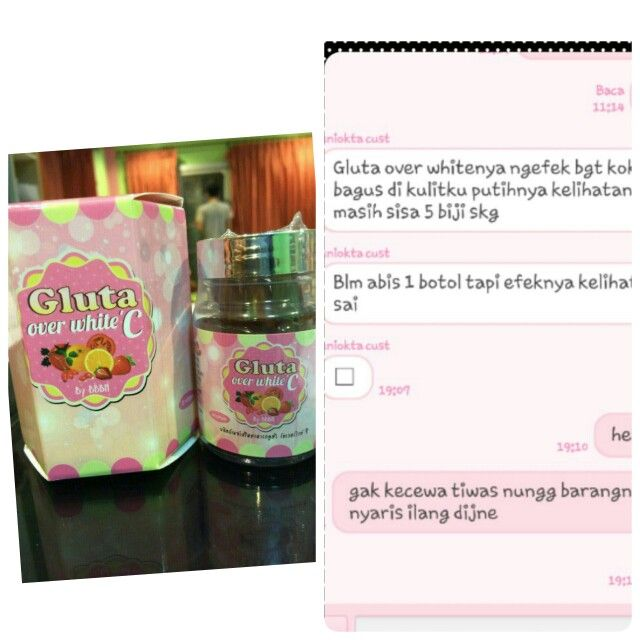 gluta over white review indonesia Order pin bb 7541E19A sms : 082119928945 line : rumahgluta