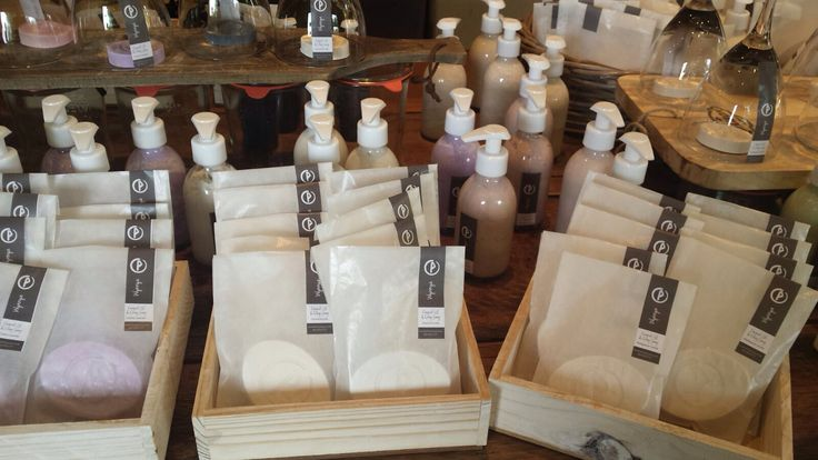 Individual soap package in cellulose bags