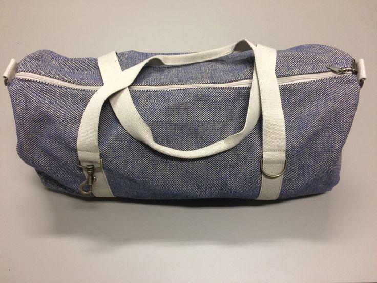 10 - medium boat bag - L50cm X H45cm - natural cotton