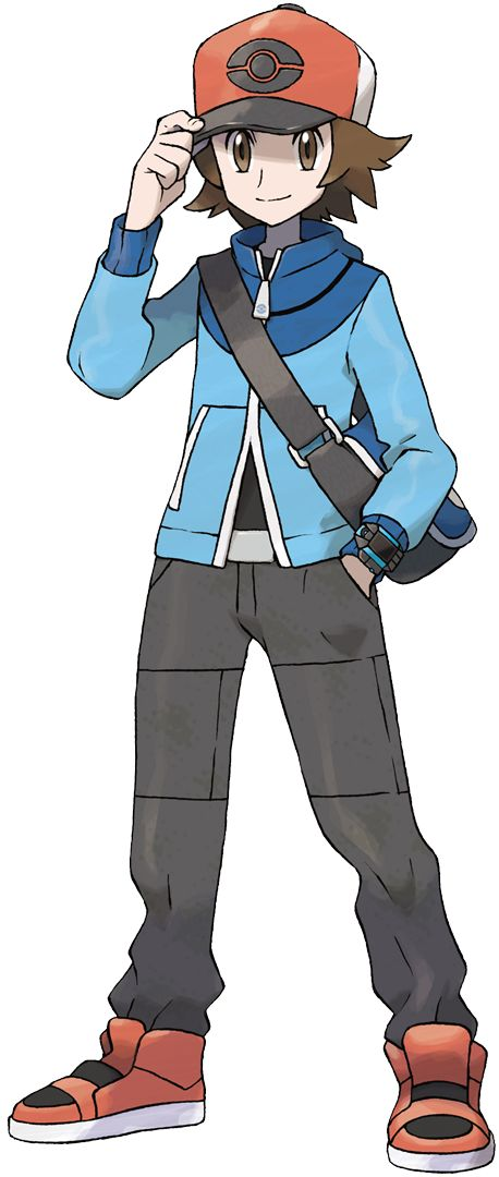 Male Trainer BW