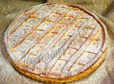 Фытыр - египетский пирог, потрясающе вкусный!. Подробный пошаговый рецепт с фото.