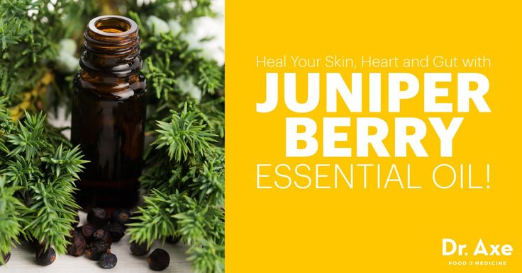 Want to relieve bloating, skin problems, heartburn and more? Then juniper berry essential oil is what you've been searching for. Check out the benefits and recipes here.