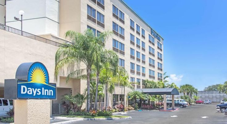 Days Inn Ft Lauderdale-Hollywood/Airport South