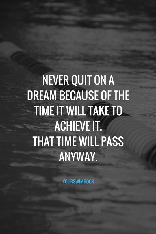 Quotes For Motivation 391 Best Motivational Swimming Quotes Images On Pinterest  50 Yards .