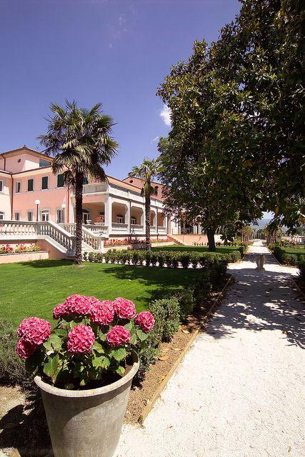 Hotel Villa Zuccari -Montefalco, province of Perugia , Umbria region. Italy