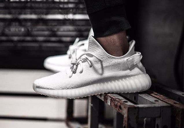 Take a look at the latest images of the adidas Yeezy Boost 350 V2 in all-white that may be releasing in 2017.