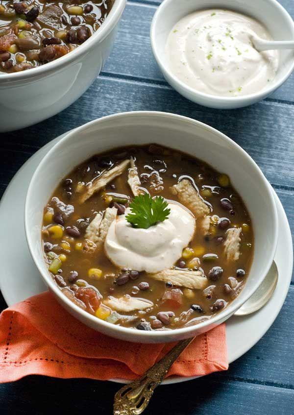 Gluten Free - Chipotle Turkey Bean Soup