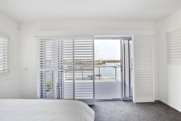 Deck Thermalite Plantation Shutters