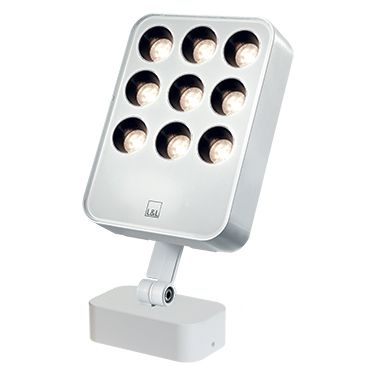 L&L Luce&Light - Siri 3.1 proiettore da esterno - Rivenditore Padova www.23studioluce.com