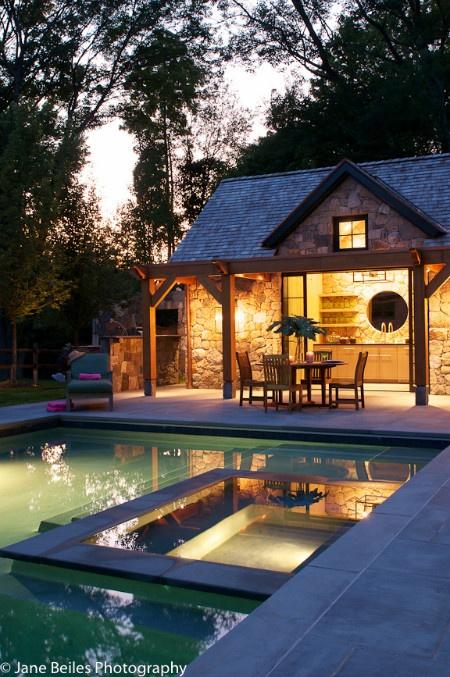 new photos of a brooks falotico pool house project brooks falotico for the home. Black Bedroom Furniture Sets. Home Design Ideas