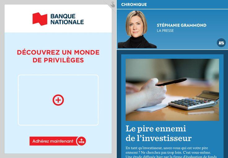 Le pire ennemi del'investisseur - La Presse+