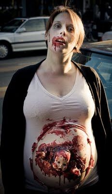 this actually isnt a list of the 15 best pregnant zombie costumes this is a list of the 14 best pregnant zombie costumes and one fat dude with - Zombies Pictures For Halloween