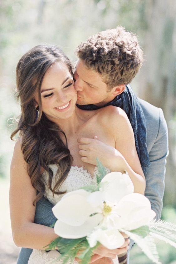 Bride and Groom Wedding Photo Ideas 31