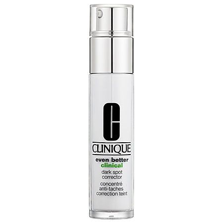 IF YOU NEED: A natural skin brightener with superior antioxidant protection. Clinique Even Better Clinical Dark Spot Corrector #BrightSkin