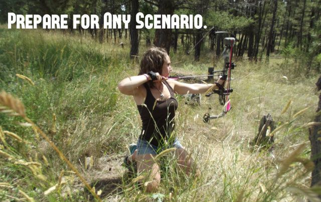 Get ready for archery season. Great article