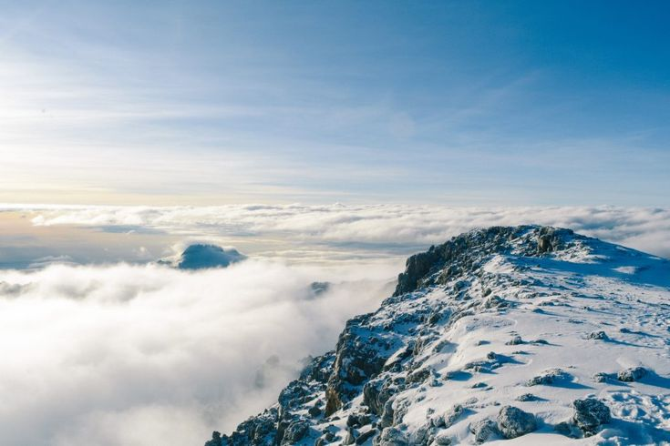 Download this free photo here www.picmelon.com #freestockphoto #freephoto #freebie /// Mountains above the Clouds | picmelon
