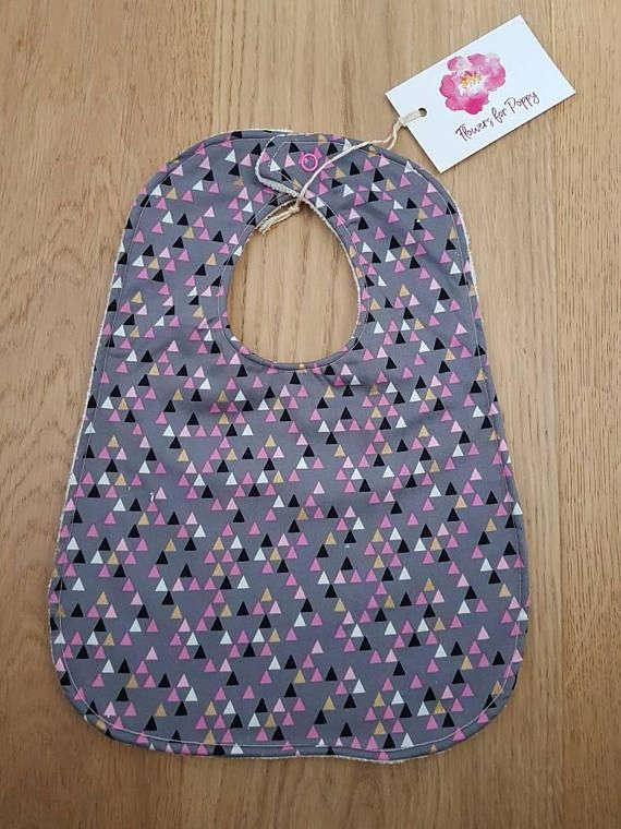 Check out this item in my Etsy shop https://www.etsy.com/au/listing/530362696/metallic-geometric-baby-bibs-with