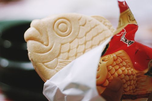 8 best images about k sweets desserts on pinterest for Korean fish ice cream