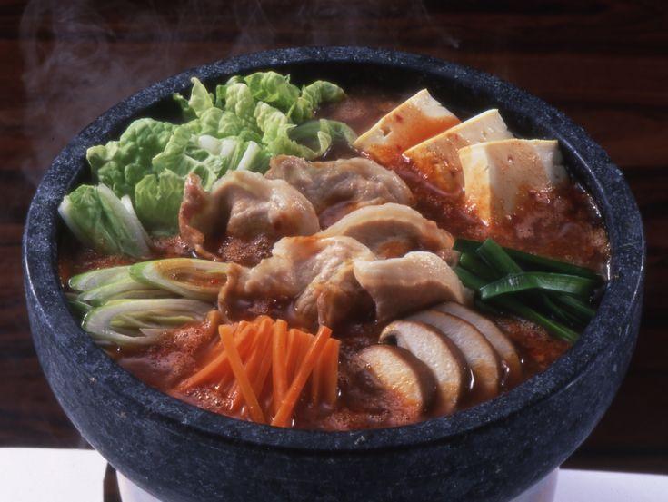 キムチ鍋 鍋レシピ 鍋なび