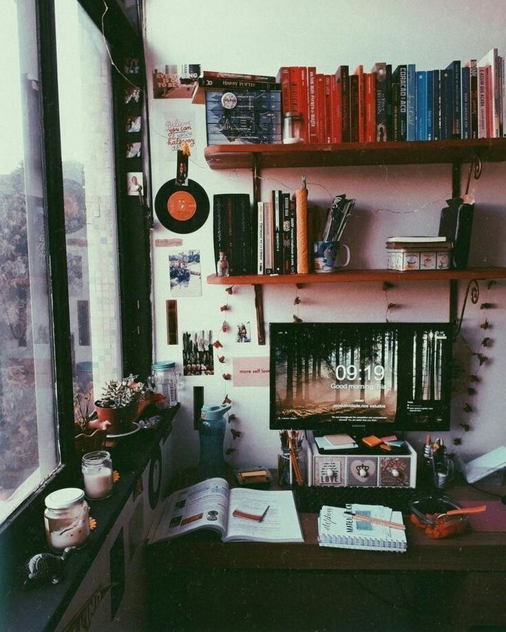 Study Room Decoration Diy: 72 Perfect Idea Room Decoration Get It Know 23 In 2019
