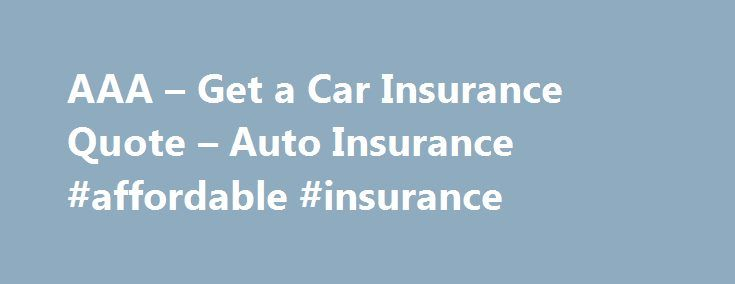 car insurance from aaa