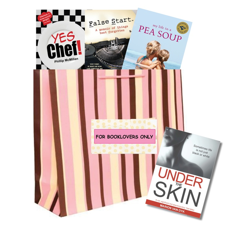 Give away day 11 - Memoir pack. Thanks to Finch Publishing.