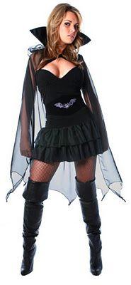 Disfrazate de vampiresa sexy este halloween | Guapa Al Instante Blog de belleza