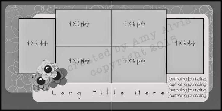 12 X 12 - 105 (4 X 6 Photo Sketch Blog)