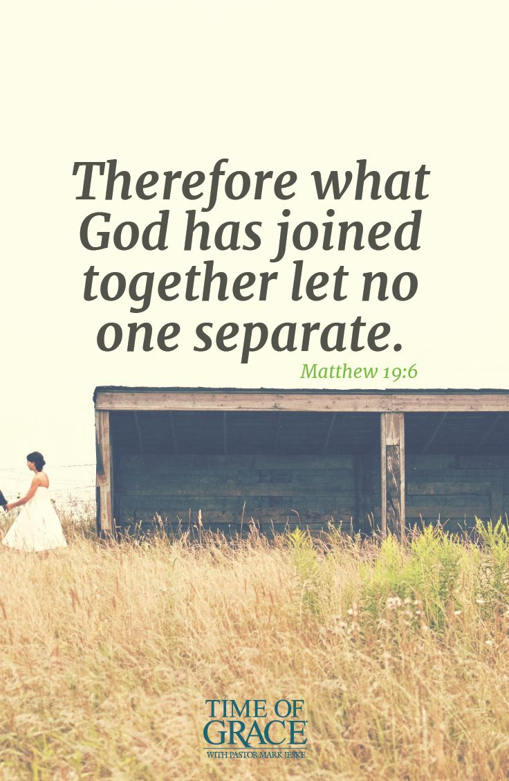 God is the true owner of your marriage