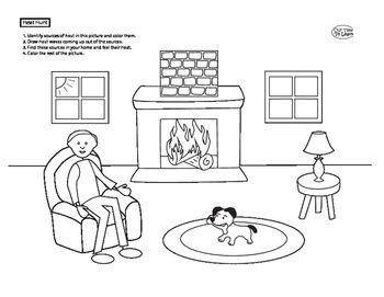 heat science worksheets science worksheets worksheets hot. Black Bedroom Furniture Sets. Home Design Ideas