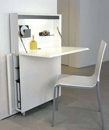 compact home office idea