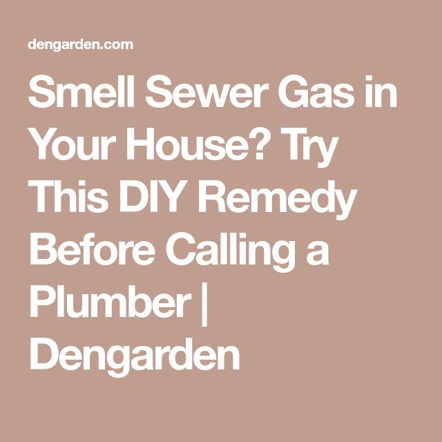 Die besten 25+ Sewer gas smell Ideen auf Pinterest - stinkender abfluss k che