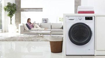 Win An LG Titan 2.0 Washing/Dryer Machine