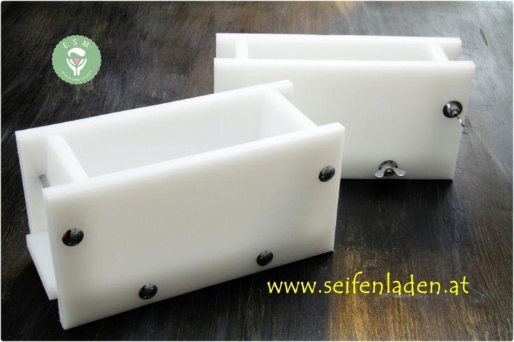 Seifenformen – die stabilen Formen für den ambitionierten Seifensieder