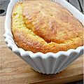 Cake au citron et son sirop #cake #cojean #citron