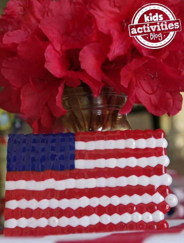 4th of july crafts blog
