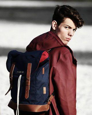 Andor 4 - Margelisch, urban backbags, Rucksack, fair tragde, Swiss Design