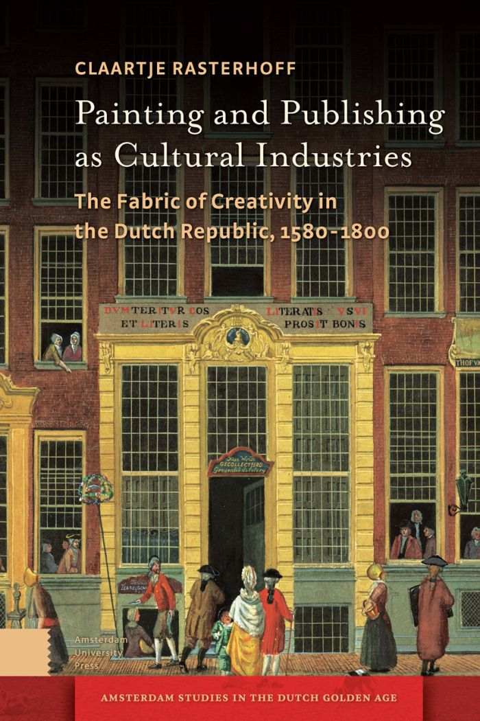 Distributed by The University of Chicago Press: Claartje Rasterhoff, The Fabric of Creativity in the Dutch Republic, 1580–1800 (Amsterdam: Amsterdam University Press, 2017), 352 pages, ISBN: 978  9…