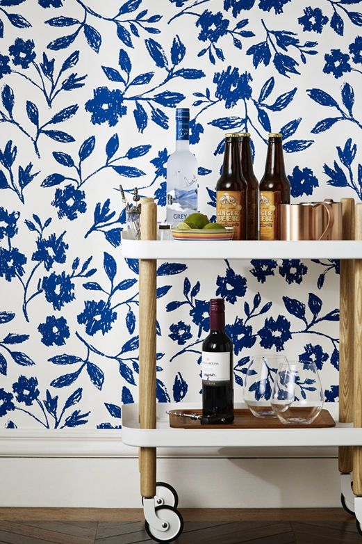 12 Spring Wallpapers Thatu0027ll Make You Want To Redecorate