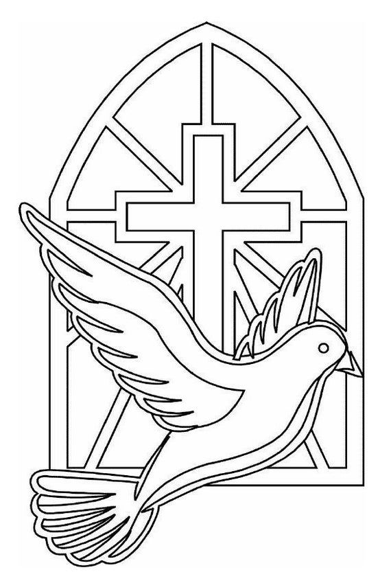 Christian coloring book 100 page digital pdf coloring