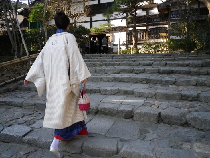 My favorite kimono style Vintage kimono + favorite kimono coat