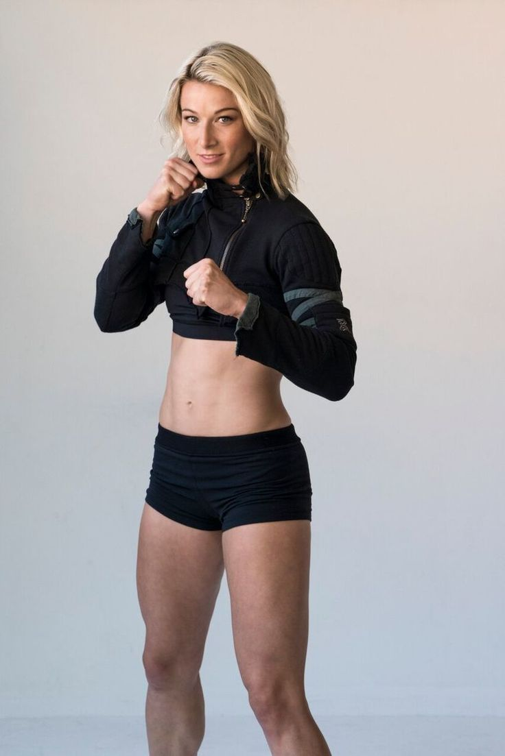 American Ninja Warriors: Interview with Jesse Graff, The First Woman to Complete…