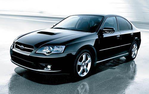 Subaru Legacy 25 GT 4WD Sedan... does it come in blue?