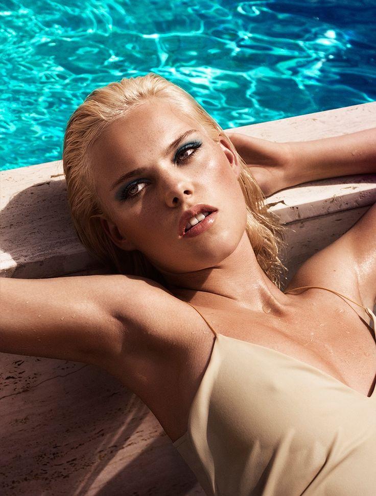 Swimsuit Beauty: Julia Almendra by Jesus Alonso for Woman Spain
