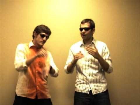 Black Eyed Peas - I Gotta Feeling - ASL Song