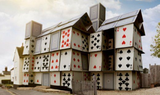 The story of humankind has been a repetitive one of indecision, divide and conquer, the haves and the have-nots living in one big house of cards.